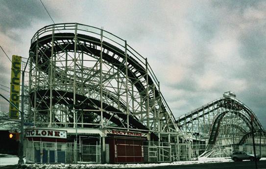 "Valentina Siniego, ""Coney Island"", 2011"